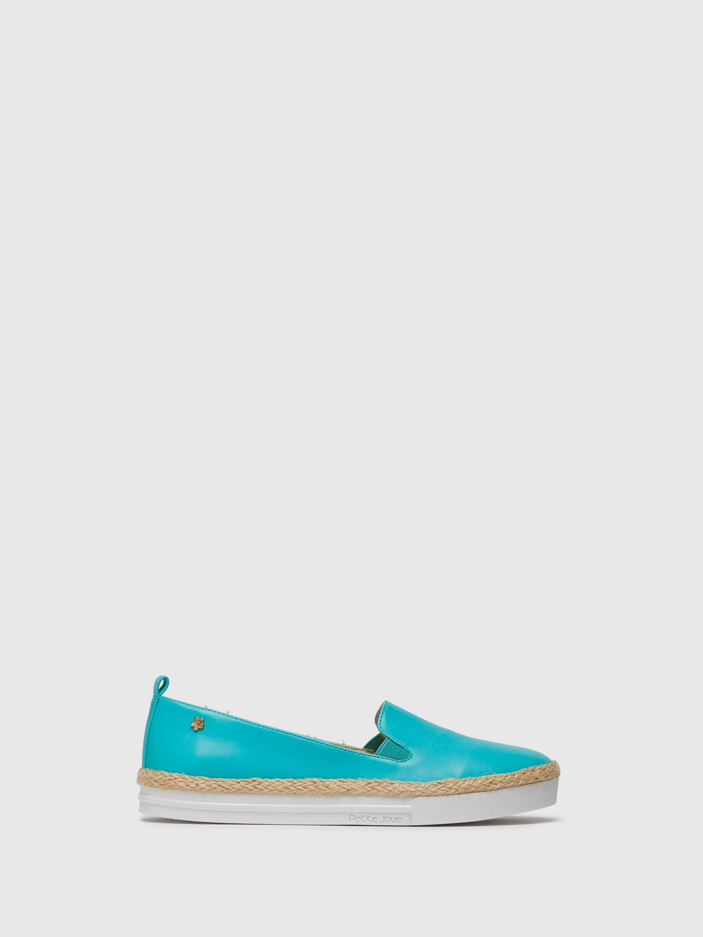 PETITE JOLIE by PARODI Turquoise Slip-on Trainers