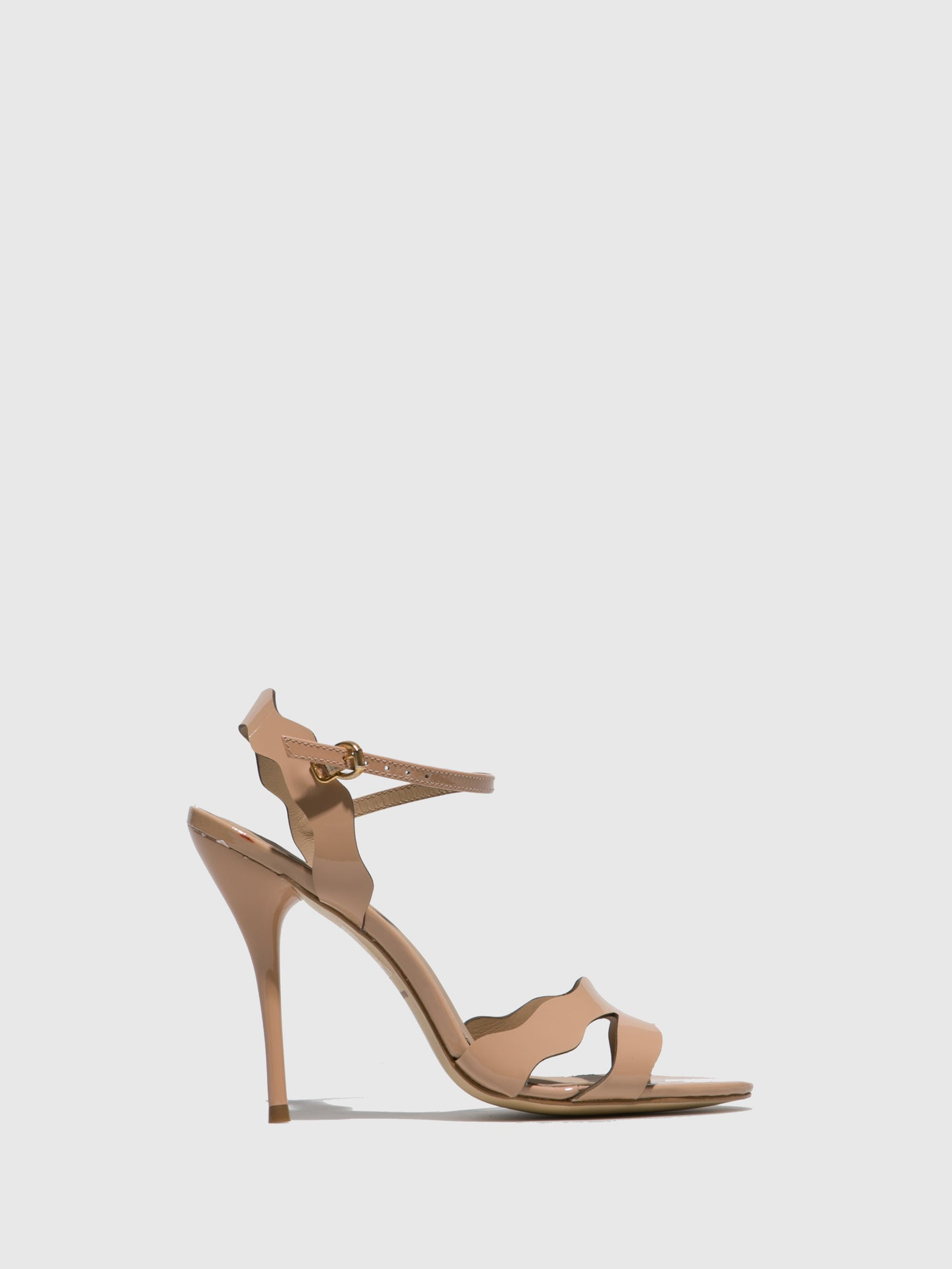 PARODI PASSION BlanchedAlmond	 Buckle Sandals