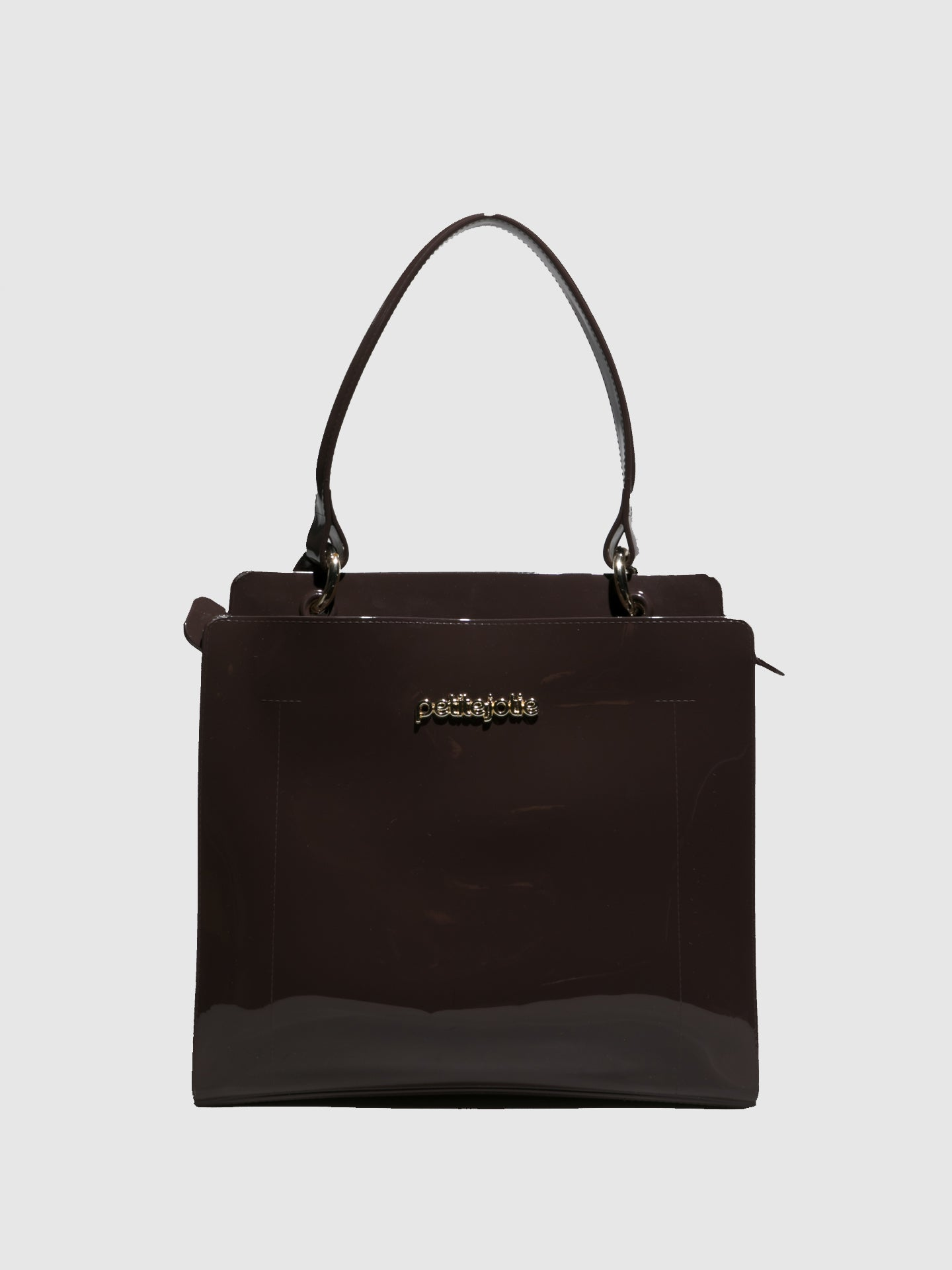 Petite Jolie By Parodi Brown Handbag