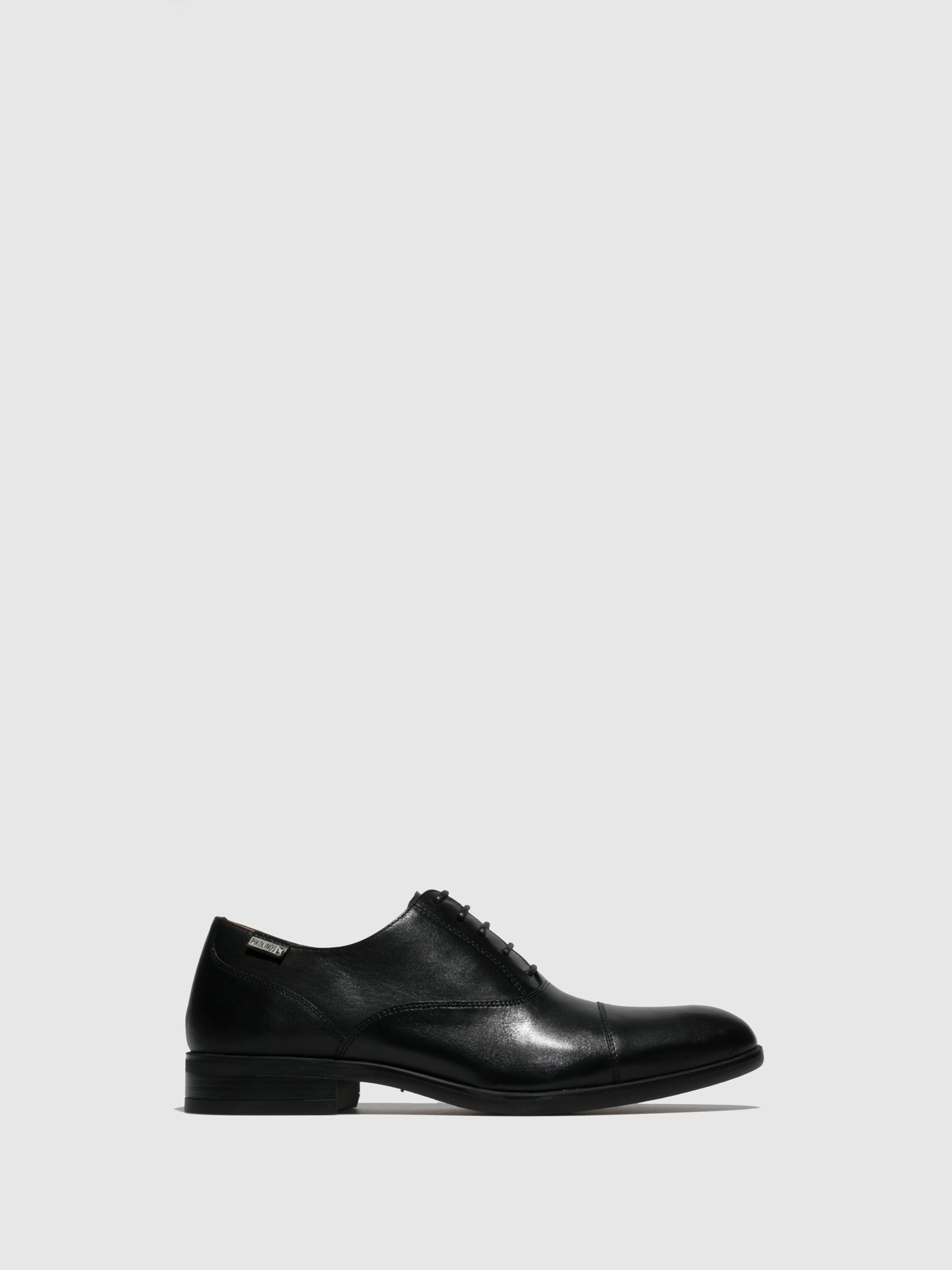Pikolinos Black Lace-up Shoes