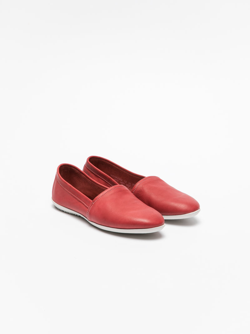 SOFTINOS Red Classic Espadrilles