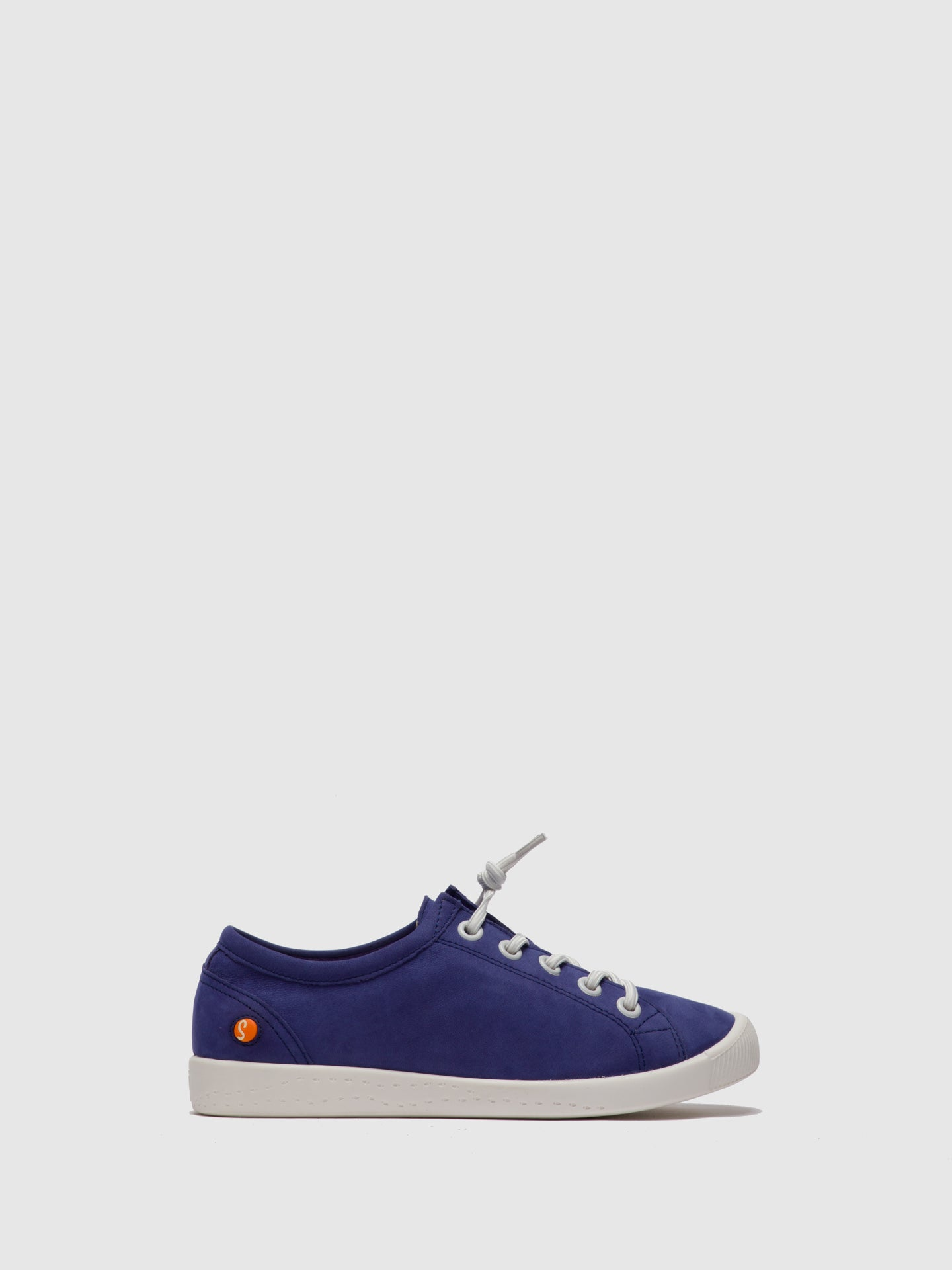 SOFTINOS Purple Lace-up Shoes