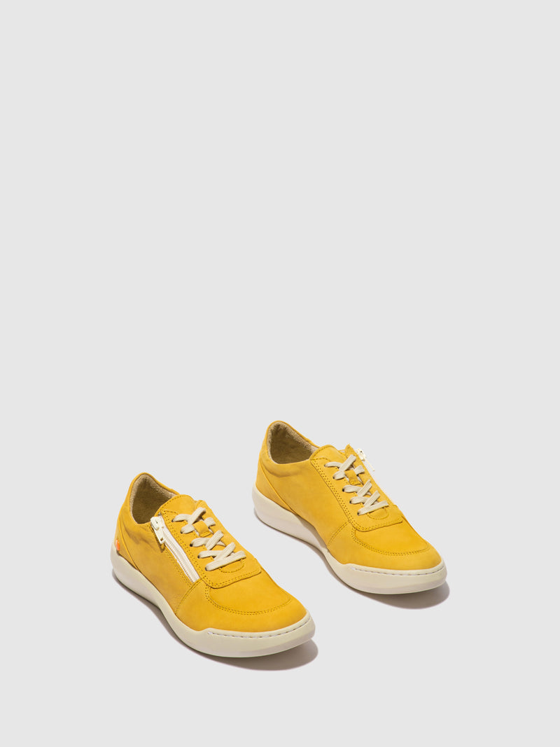 Softinos Lace-up Trainers BLAI573SOF BUMBLEBEE