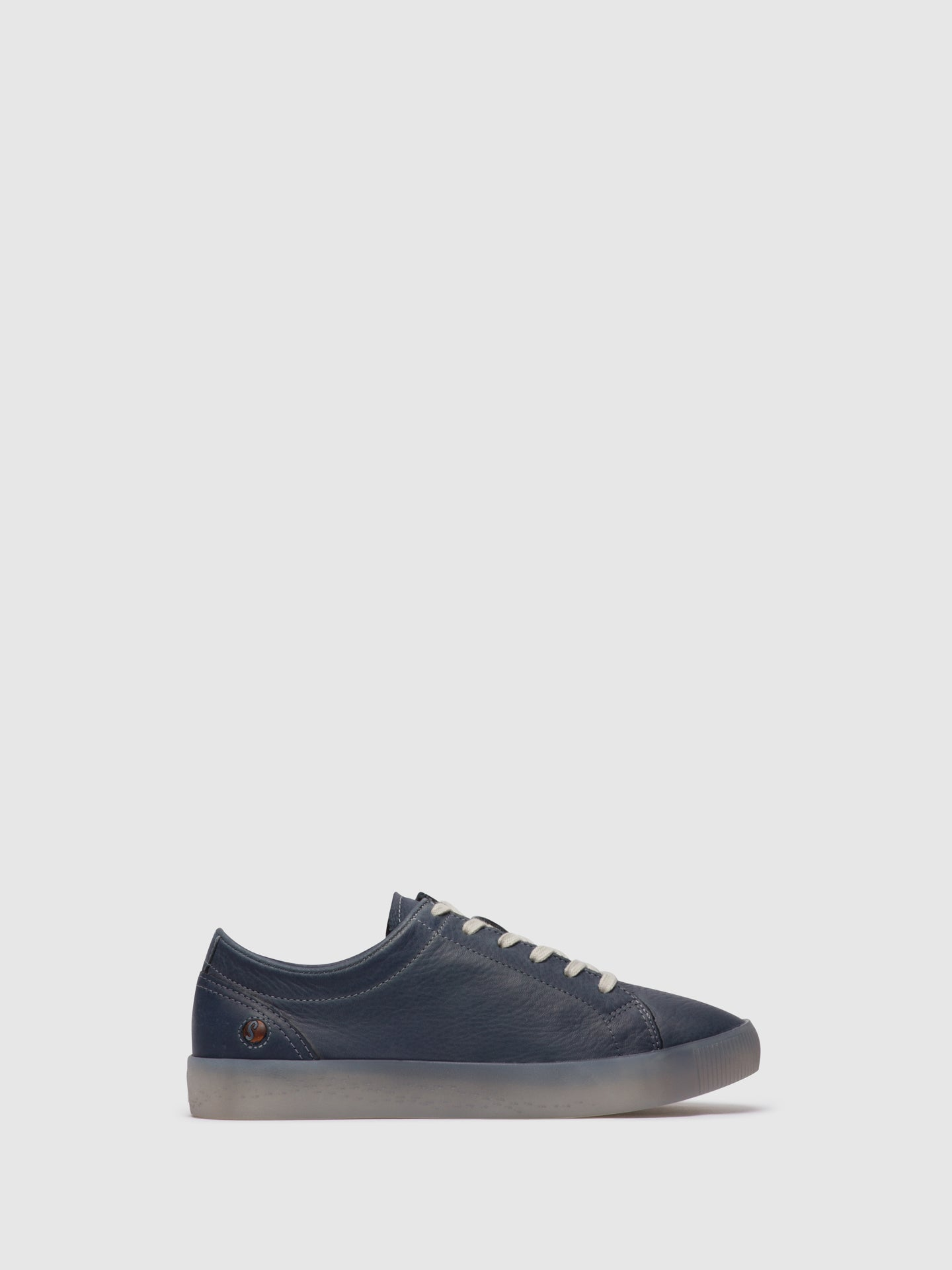 Softinos Lace-up Trainers SADY584SOF Navy