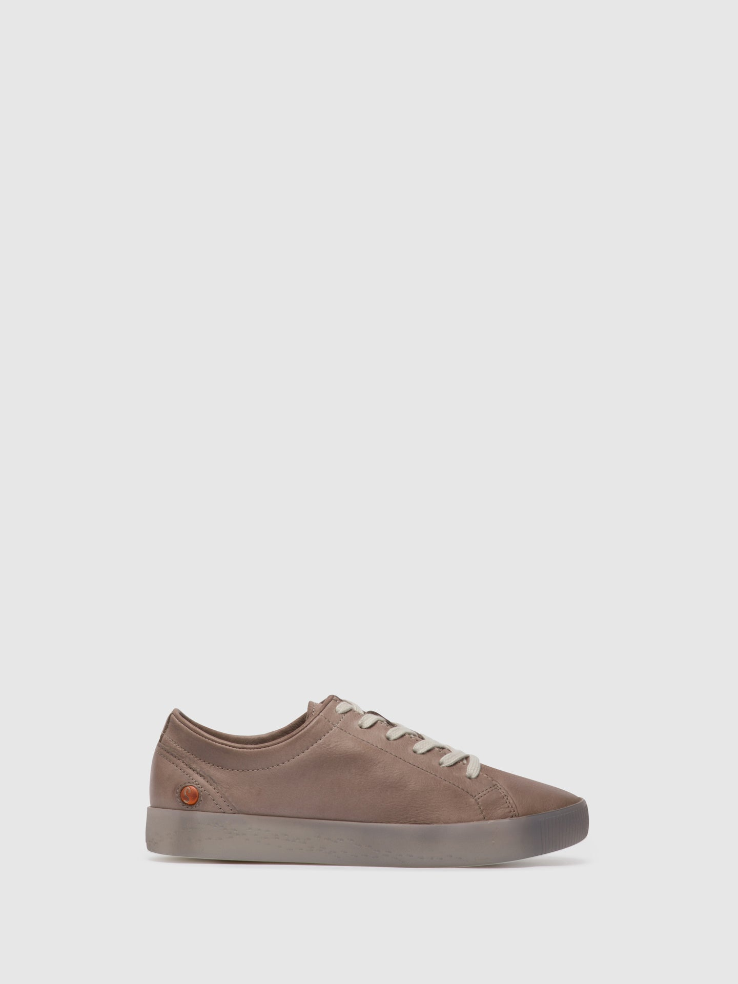 SOFTINOS Lace-up Trainers SADY584SOF Taupe