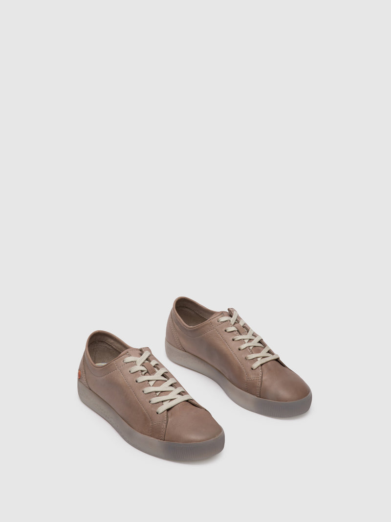 Lace-up Trainers SADY584SOF Taupe