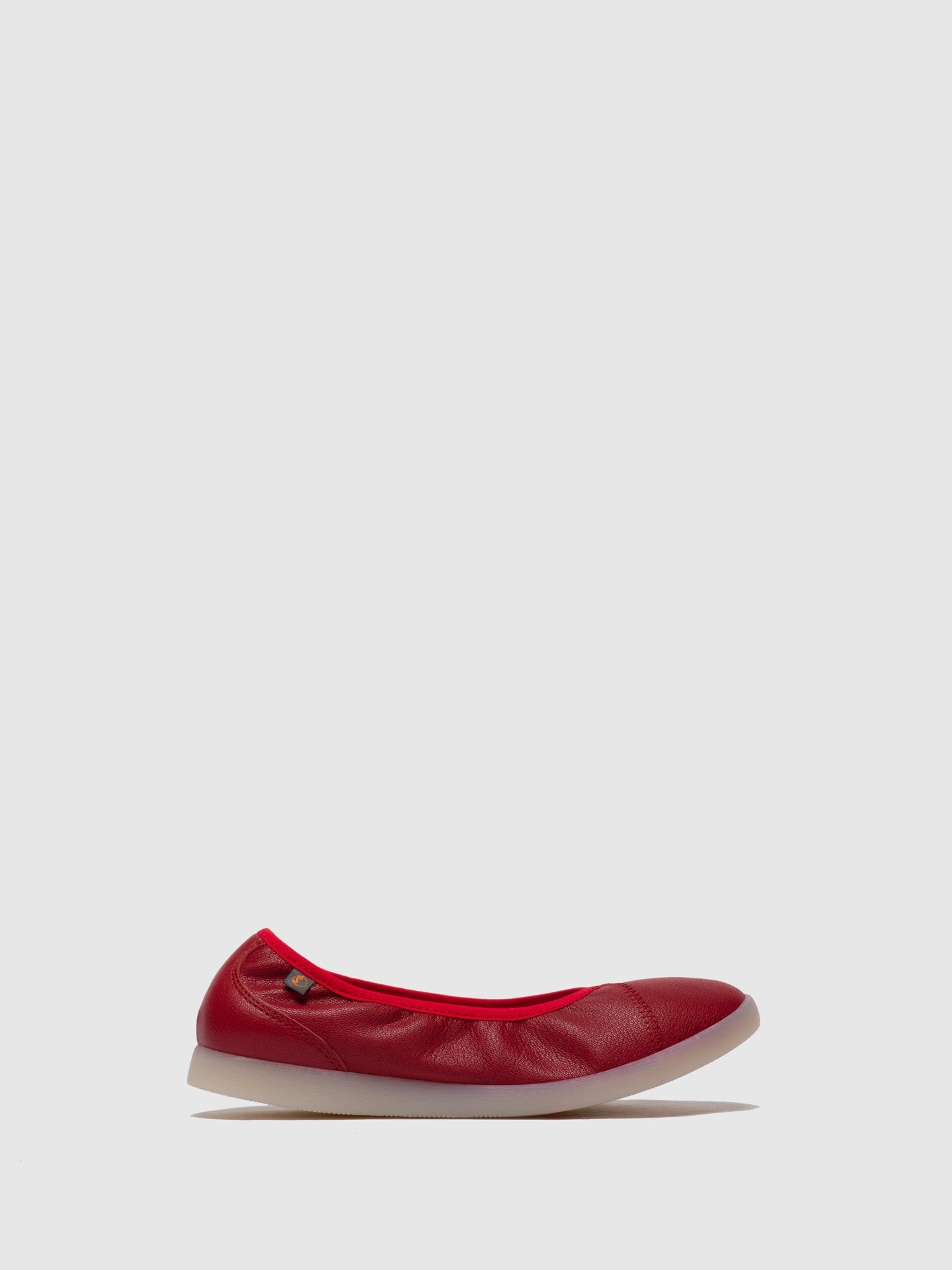 SOFTINOS Slip-on Shoes LILI593SOF Lipstick Red