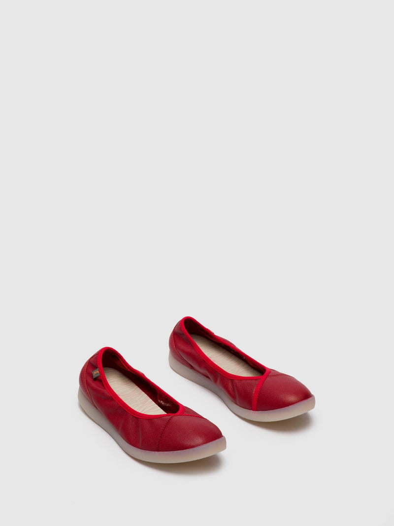 Slip-on Shoes LILI593SOF Lipstick Red