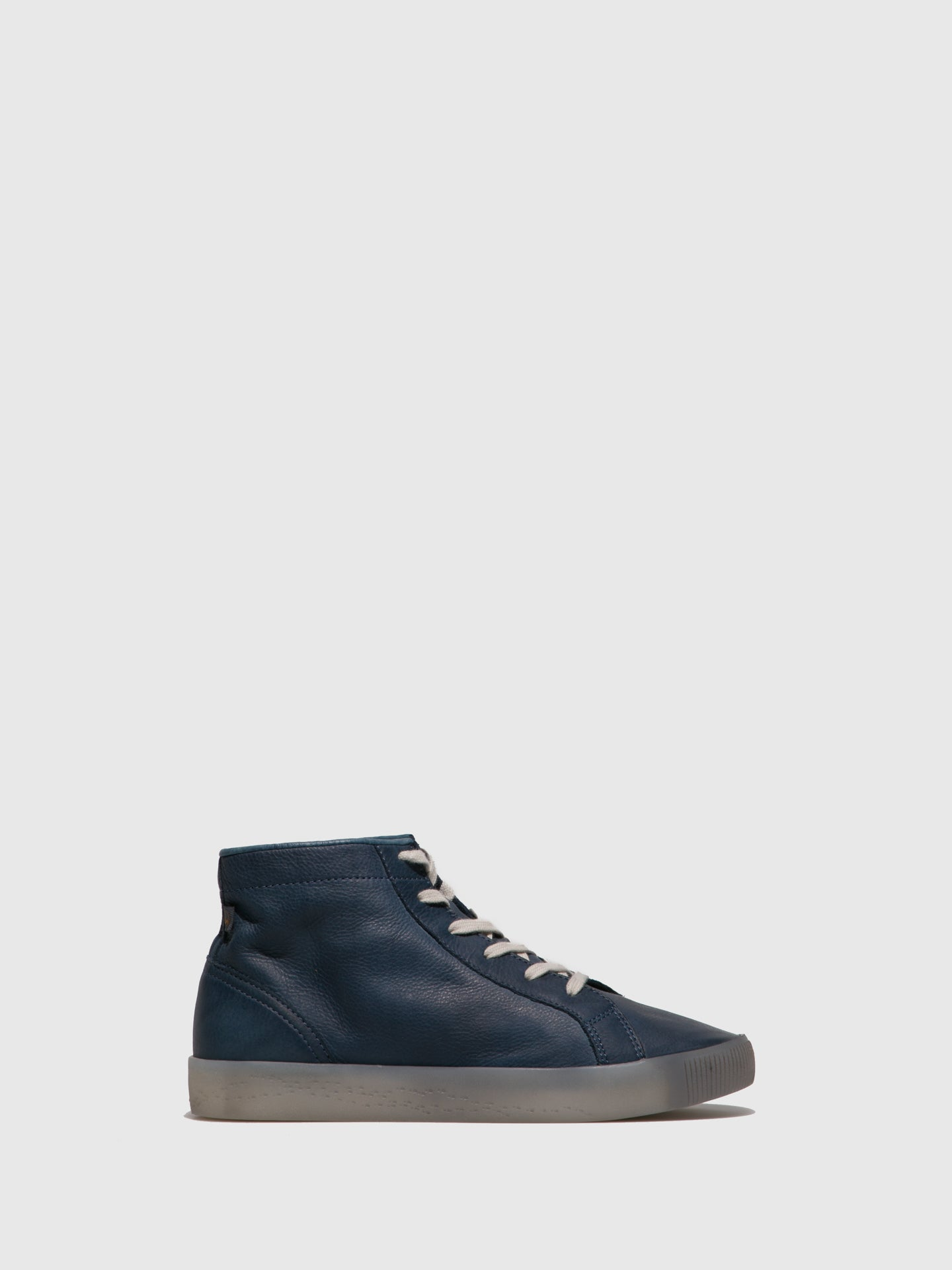 SOFTINOS Lace-up Ankle Boots SALI583SOF Navy