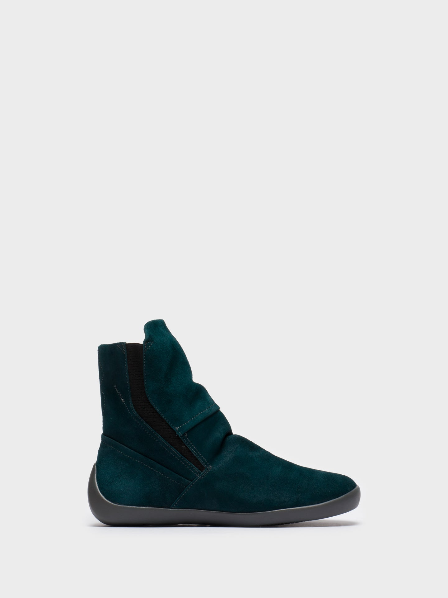 Softinos DarkGreen Sock Boots