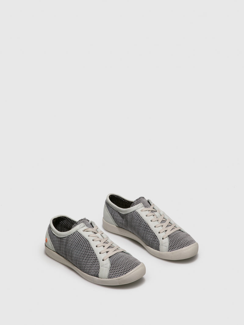 Lace-up Trainers ICA388SOF Grey/White