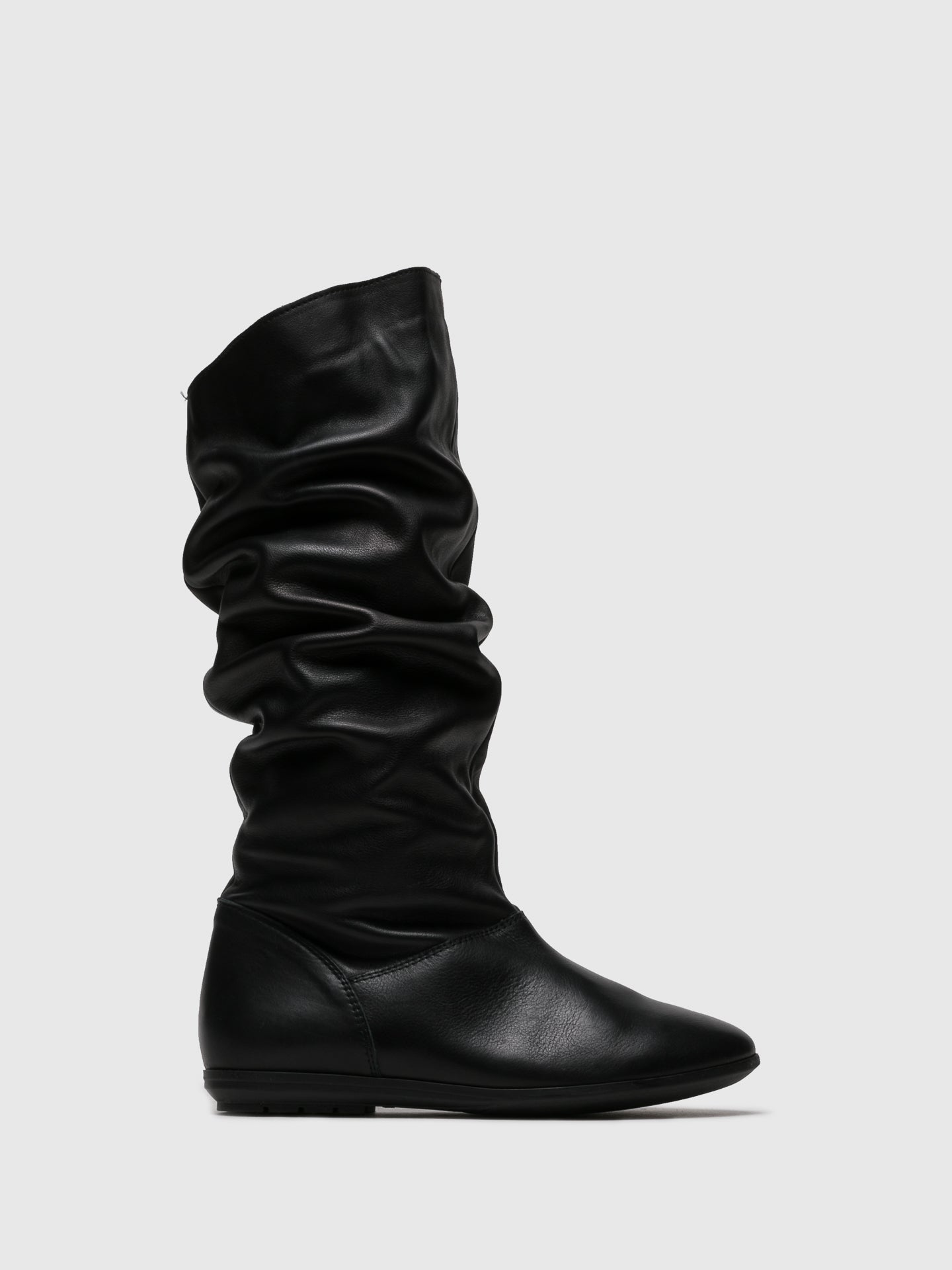 Sotoalto Black Knee-High Boots