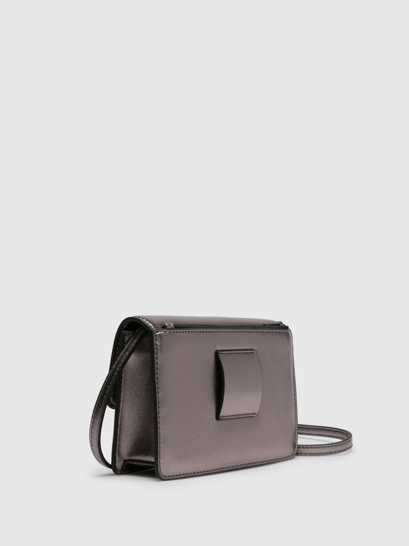 TOUS Gray Shoulder Bag