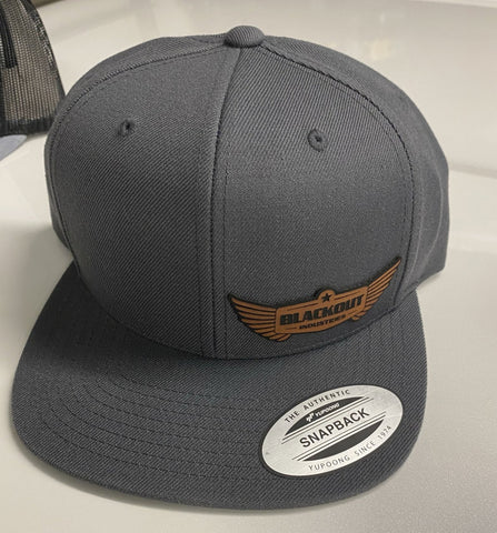 Blackout Industries Classic Snapback