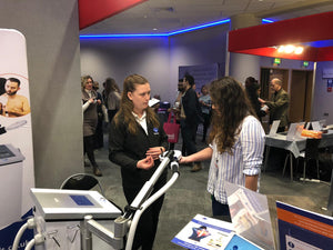 NewMed professionals takes PEMF therapy to the physiotherapy UK conference