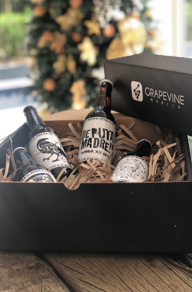 Crows Christmas Gift Pack