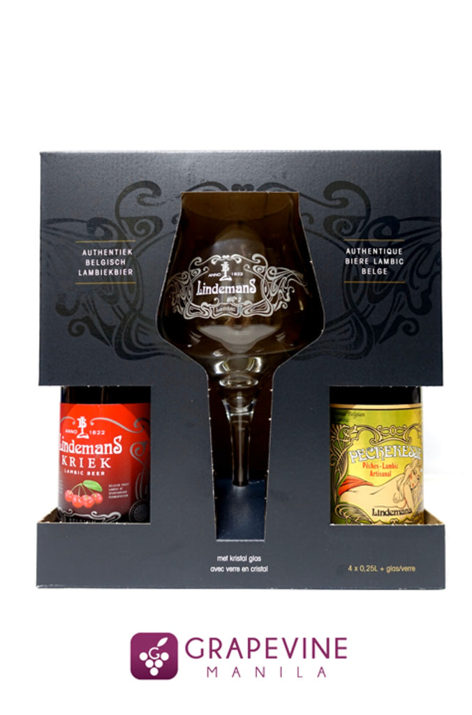 Lindemans 4-bottle Gift Set