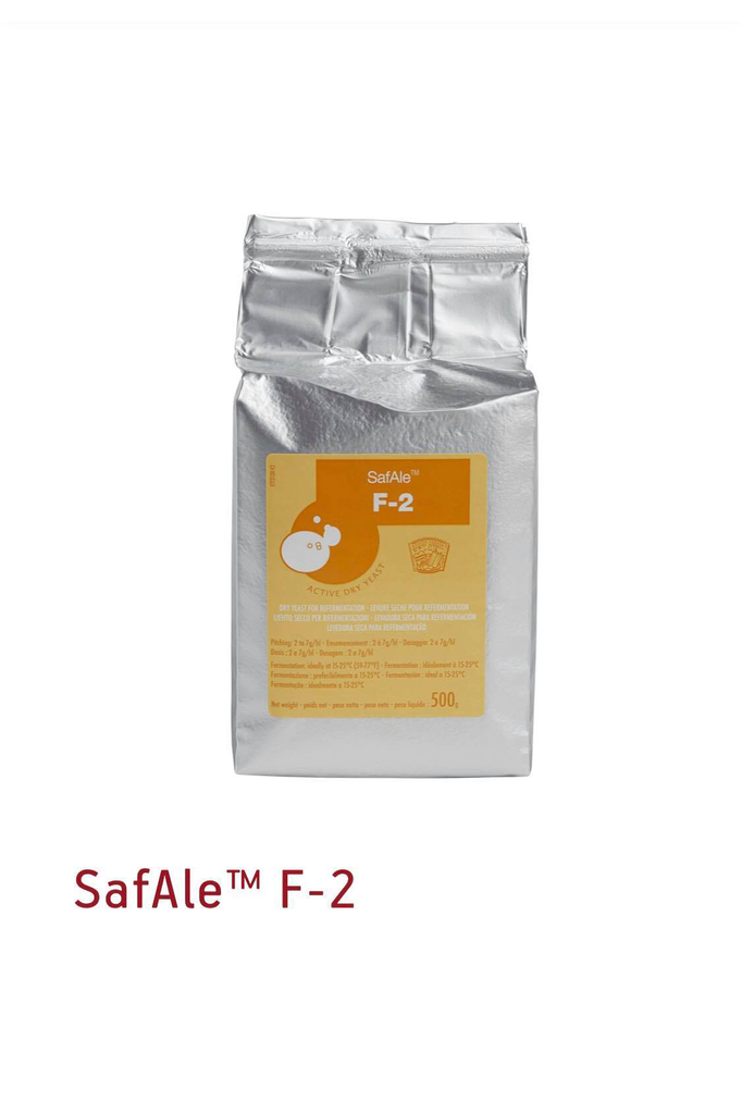 Fermentis SAFALE F-2 Brewers Yeast 11.5 gm