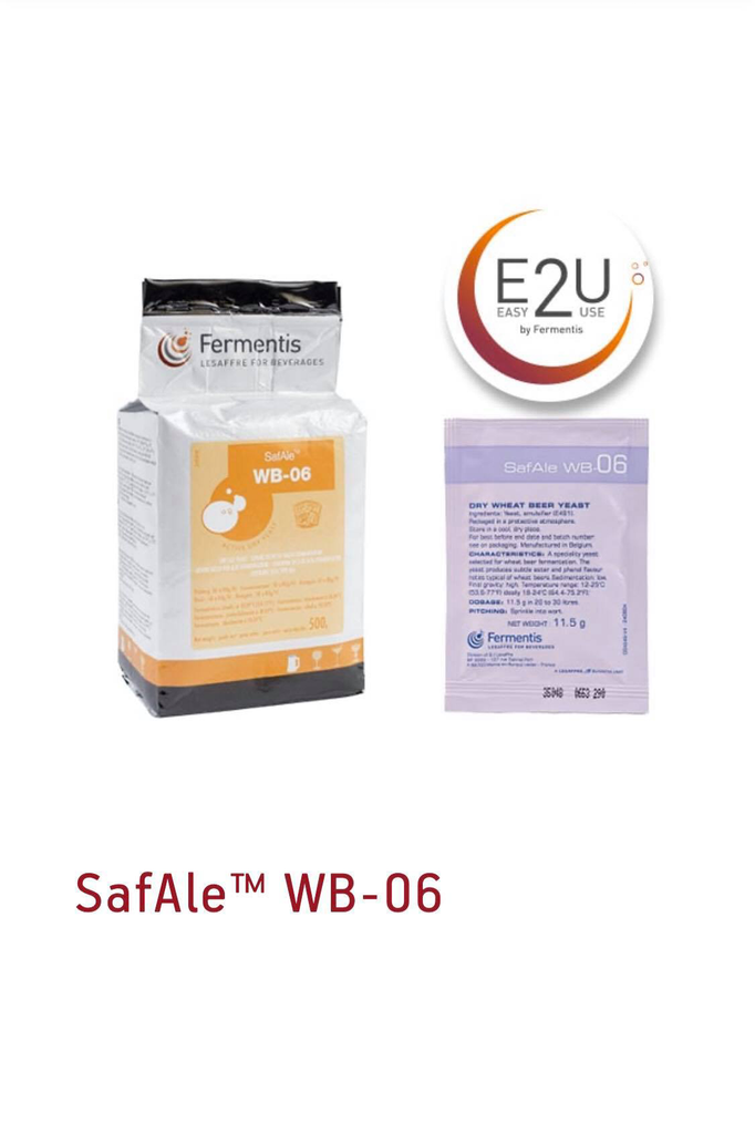 Fermentis SAFALE WB-06 Brewers Yeast 11.5gm