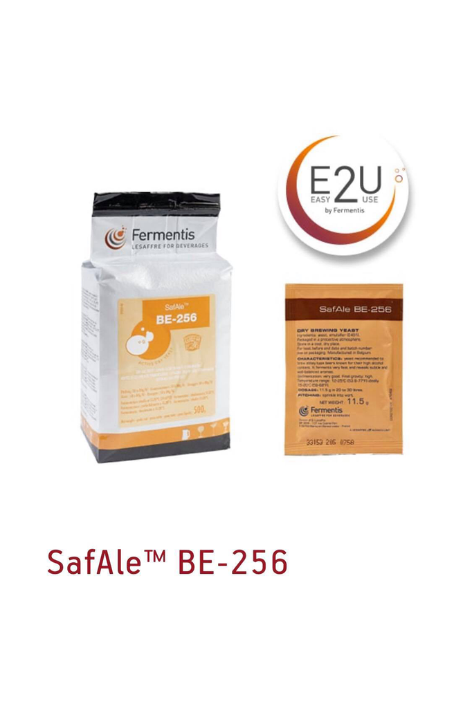 Fermentis SAFALE BE-256 Brewers Yeast 11.5gm
