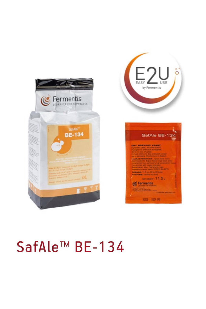 Fermentis SAFALE BE-134 Brewers Yeast 11.5 gm