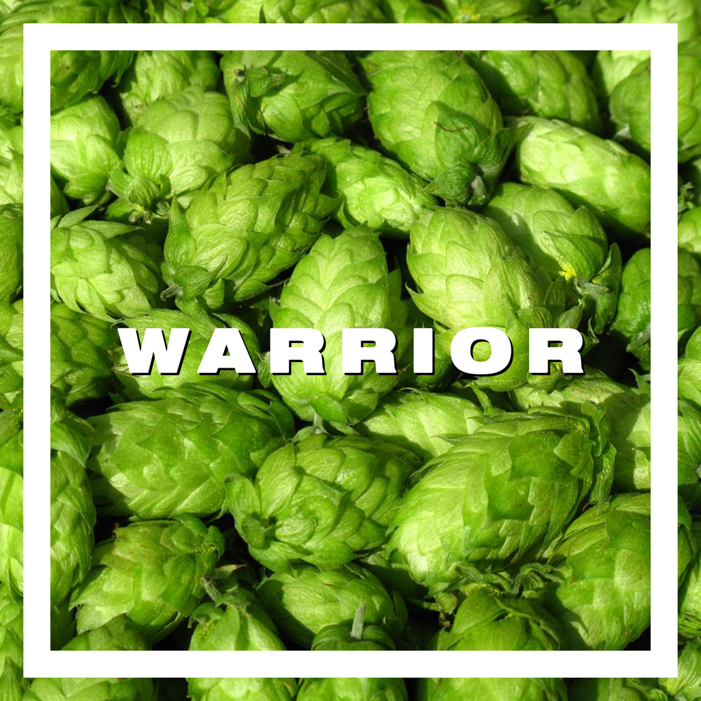 Hops Warrior Pellets 100gm