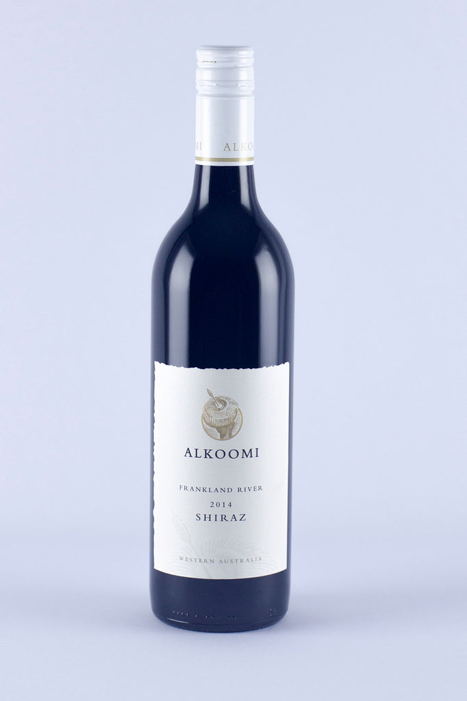 Alkoomi White Label 2014 Shiraz