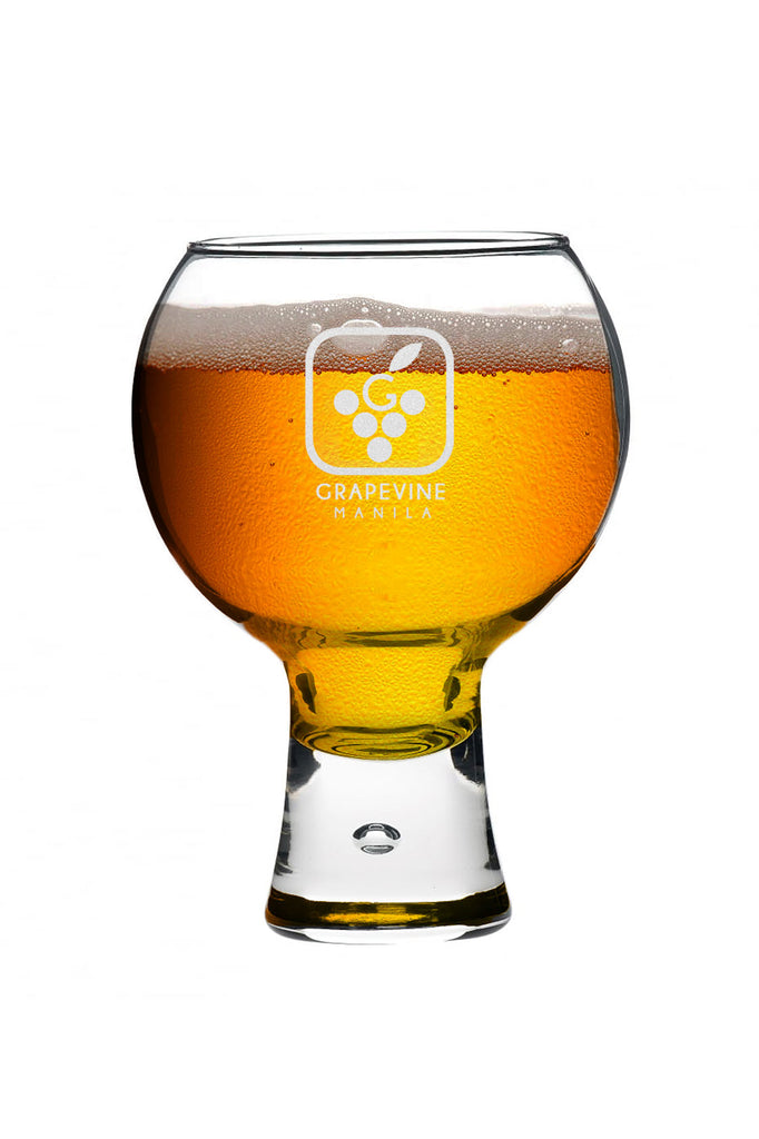 Grapevine Manila Beer/Wine Glass