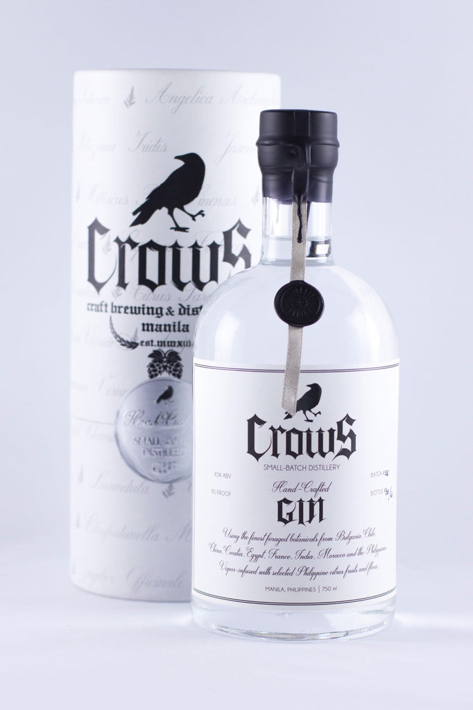 Crows Craft Brewing Gin