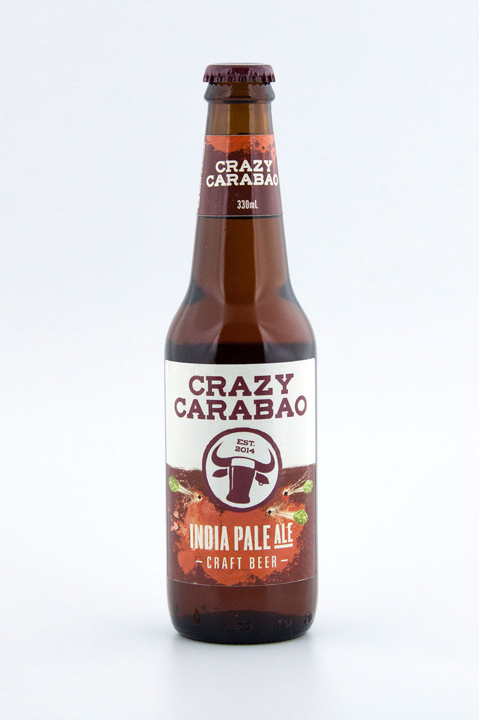 Crazy Carabao Brewing - INDIA PALE ALE 6-pack