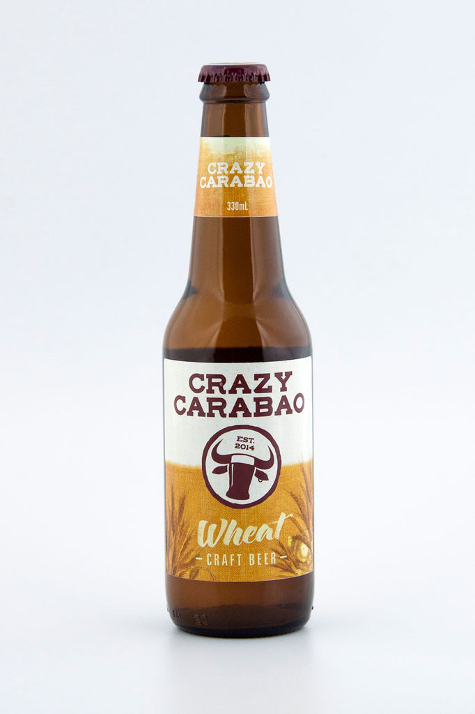 Crazy Carabao Brewing WHEAT BEER 6-pack