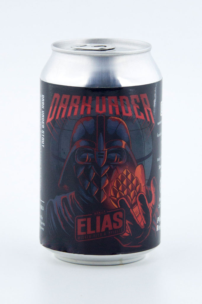 "Elias Wicked Ales & Spirits ""Dark Vader"" Stout"