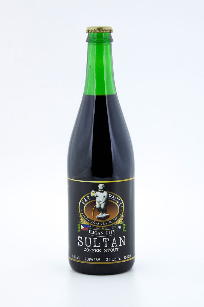 Fat Pauly's SULTAN Coffee Stout 750ml