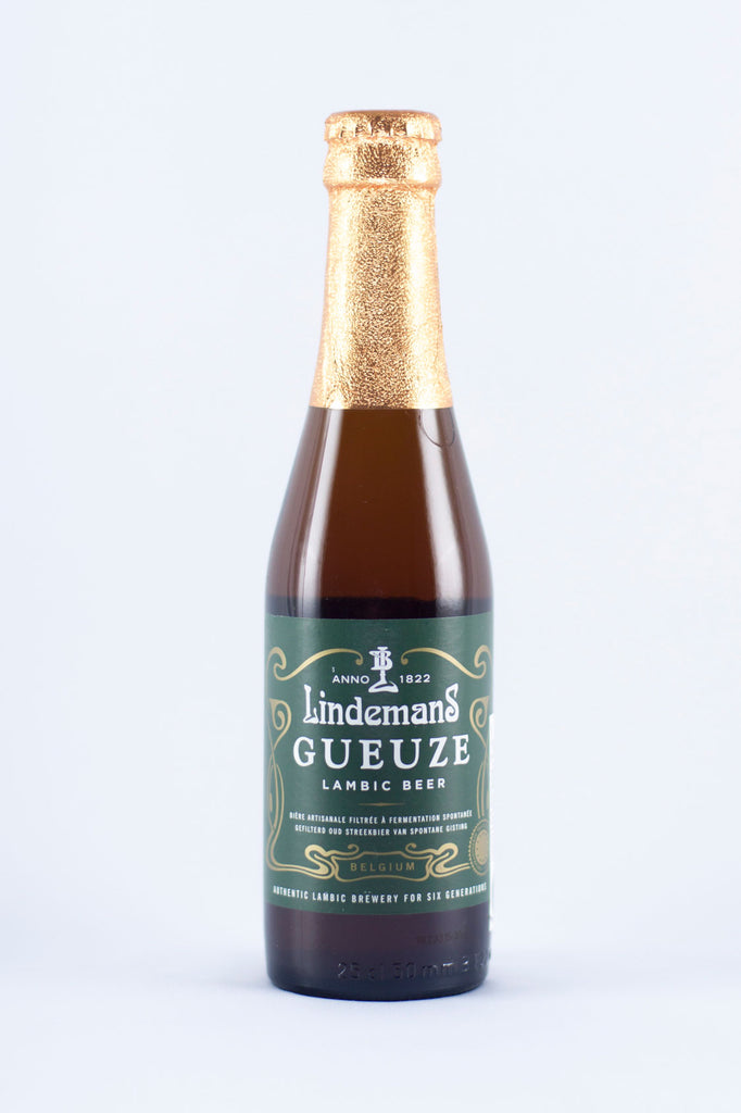 Lindemans Gueuze Fruit Beer