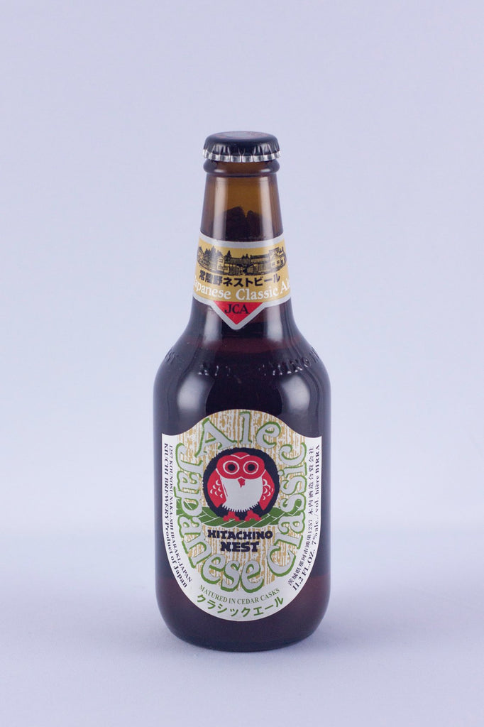Hitachino Japanese Classic Ale