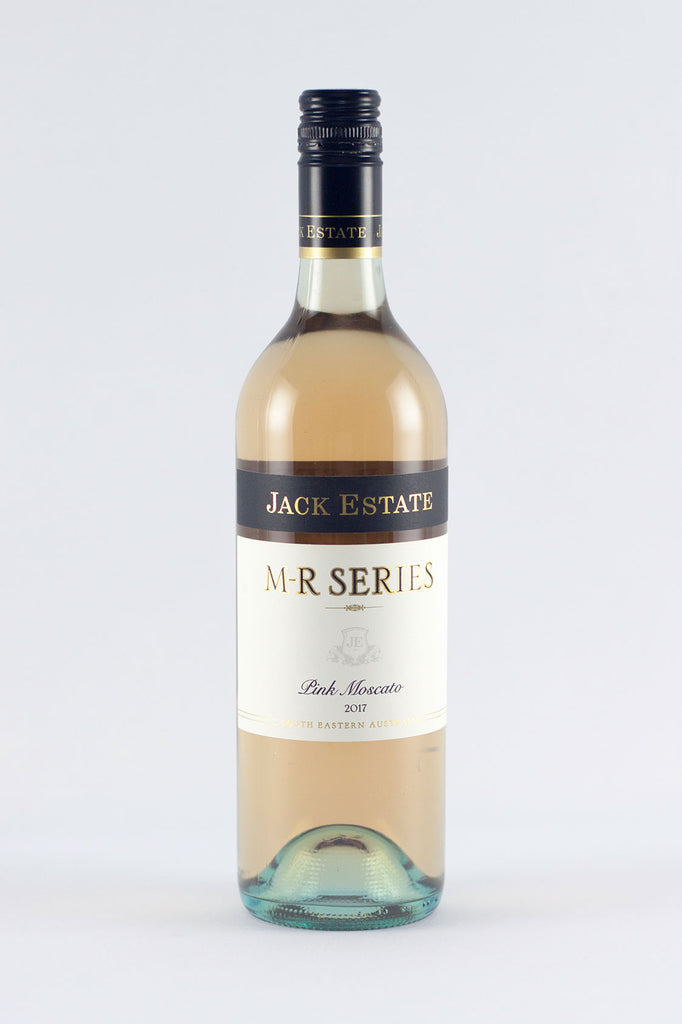 Jack Estate M-R Series 2017 Pink Moscato