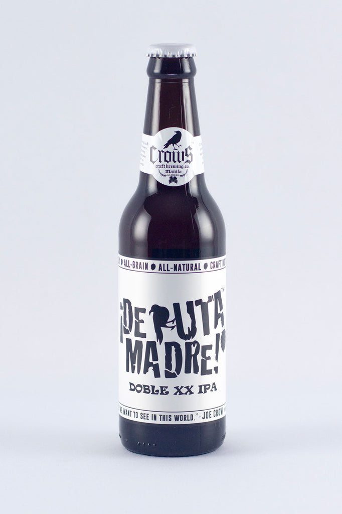 Crows Craft Brewing De Puta Madre DIPA