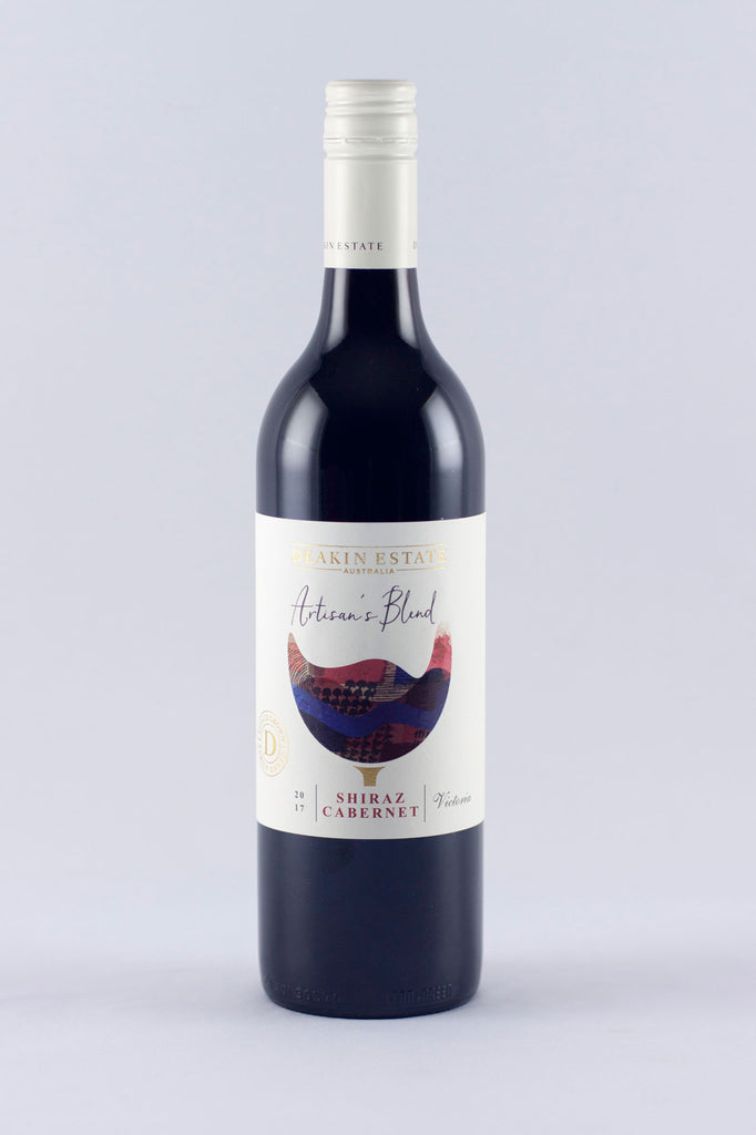 Deakin Estate Artisan's Blend 2018 Shiraz Cabernet