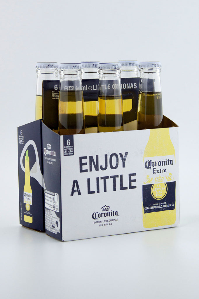Coronita Extra 210ml 6-pack