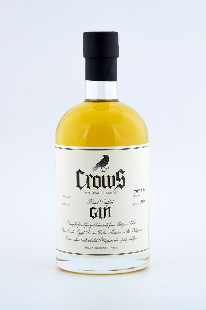 Crows Craft Brewing Barrel Reserve Gin