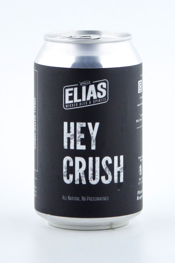 Elias Wicked Ales HEY CRUSH Session Pale Ala