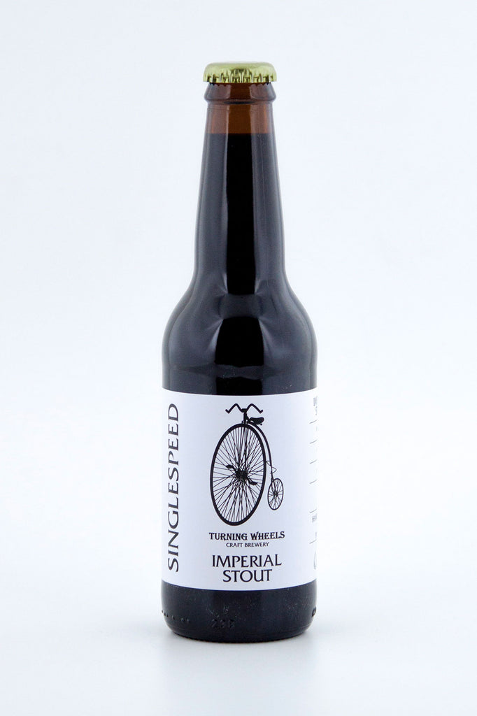 Turning Wheels Craft Brewery Single Speed Imperial Stout