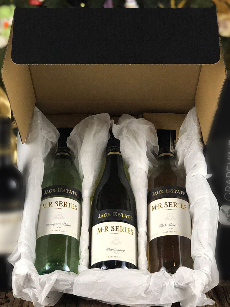 Gift box - 3 wine bottles or 5-6 beer bottles