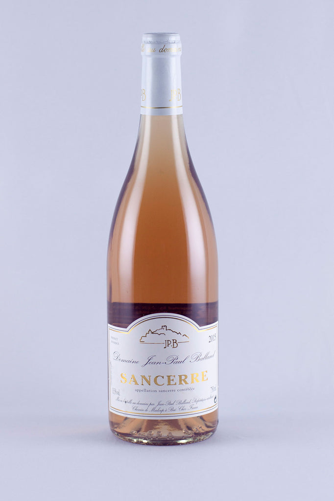 Jean-Paul Balland 2015 Le Sancerre Rosé