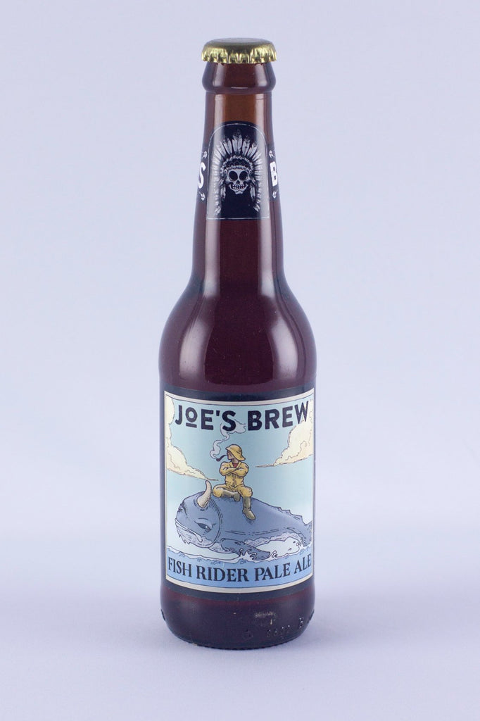 Joe's Brew Fish Rider Pale Ale