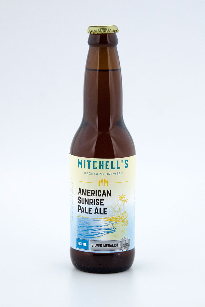 Mitchell's Backyard Brewery American Sunrise Ale