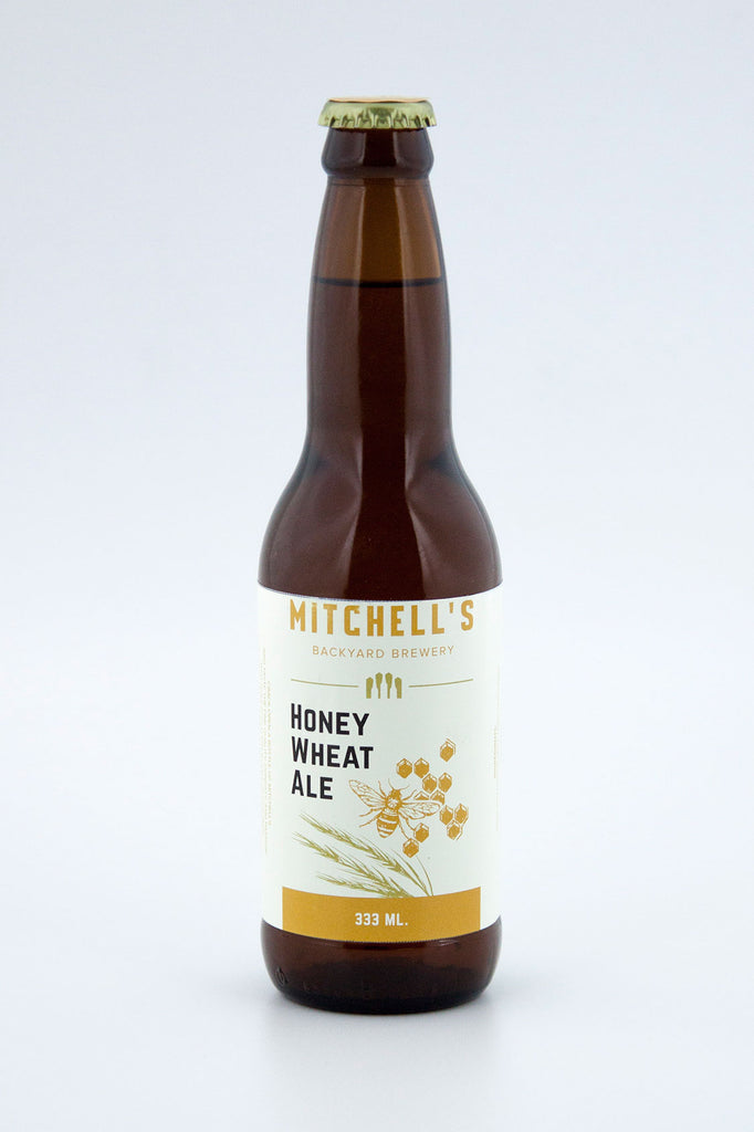 Mitchell's Backyard Brewery Honey Wheat Ale