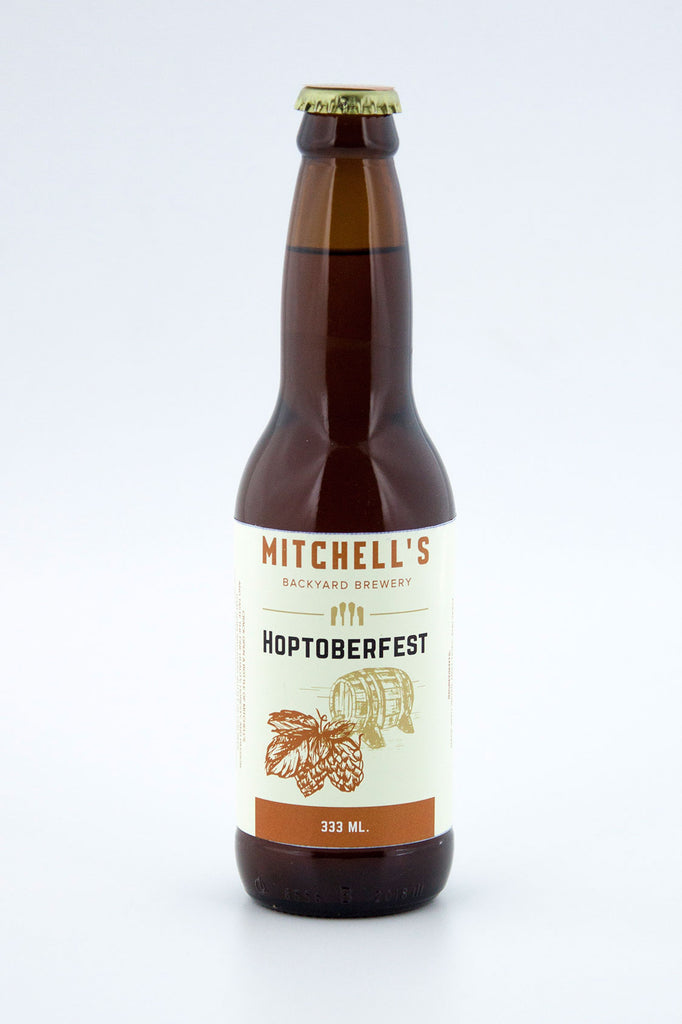 Mitchell's Backyard Brewery Hoptoberfest