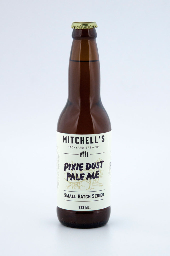 Mitchell's Backyard Brewery Pixie Dust Pale Ale