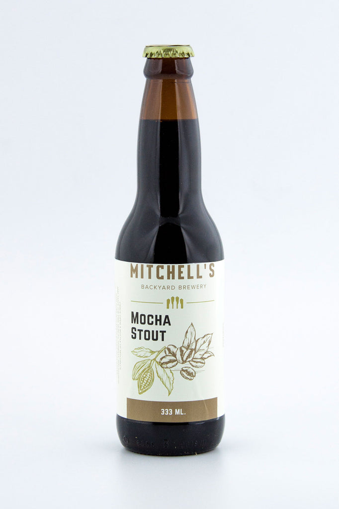 Mitchell's Backyard Brewery Mocha Stout